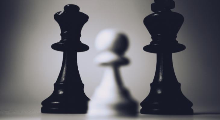 pièces d'échecs pour pratiquer