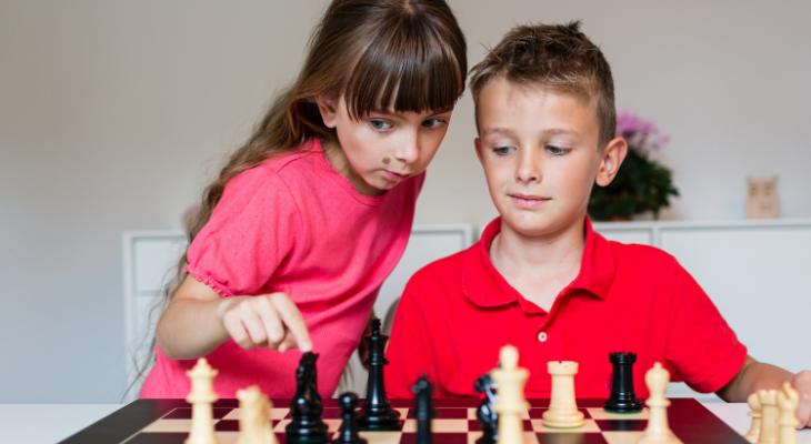 Enseigner les échecs aux adolescents de 12 à 18 ans - 1